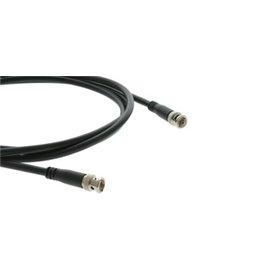 BNC Coax 10.7m 10.7m BNC BNC Negro cable coaxial