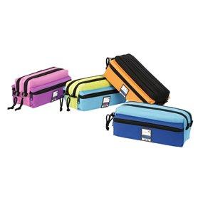 Portatodo Teknik 4 compartimentos en poliester 220x90x90 cm. colores surtidos 769348-05