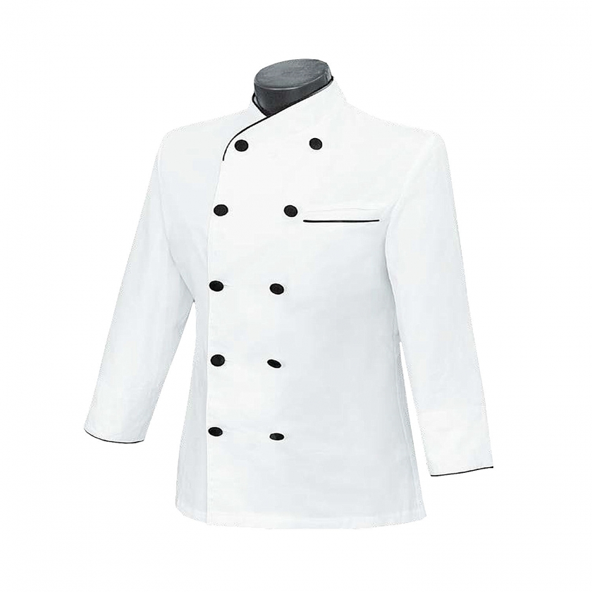 CHEF JACKETS LADY WITH LONG SLEEVES - Ref.844