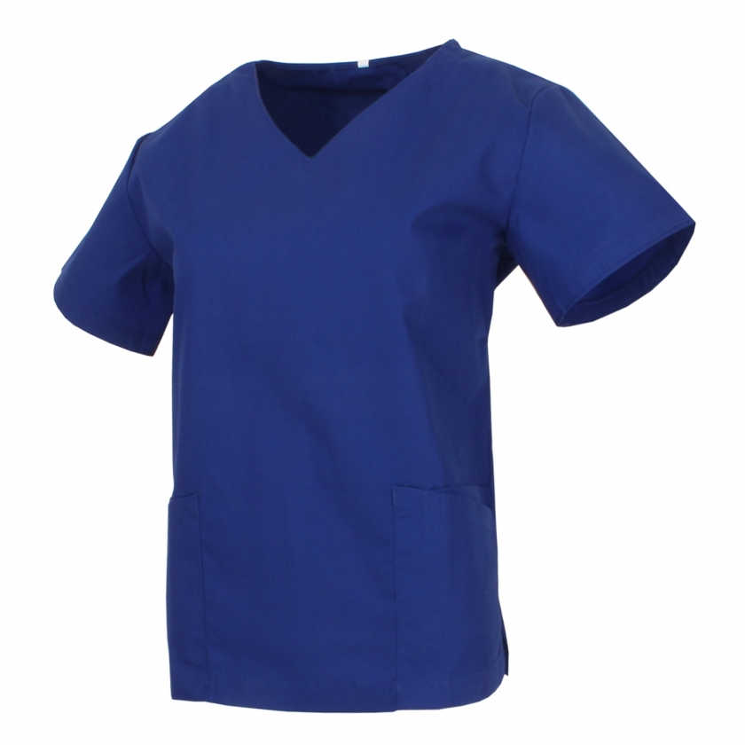 Medical Uniforms Scrub Top CLEANING VETERINARY SANITATION HOSTELRY - Ref.Q818 MISEMIYA Sanidad,Estética y Limpieza