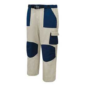 WORK PANTS MULTI-POCKET UNIFORM INDUSTRIAL WORKSHOP MECHANIC TECHNICIAN PLUMBER BRICKLAYER Ref.875