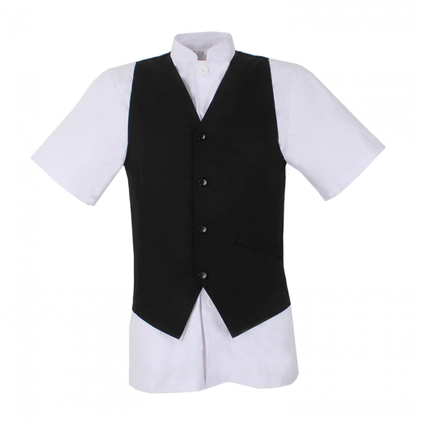 UNIFORM WAITER WAISTCOAT GENTLEMAN WITH ELASTIC - Ref.805 MISEMIYA Camareros