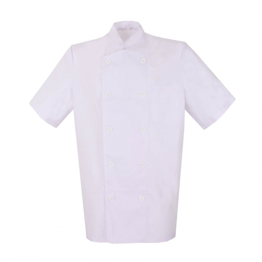 CHEF JACKETS MAN SHORT SLEEVES  - Ref.8422
