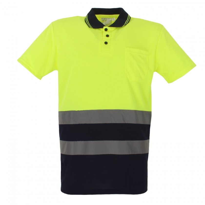 POLO HIGH VISIBILITY FER 003-17