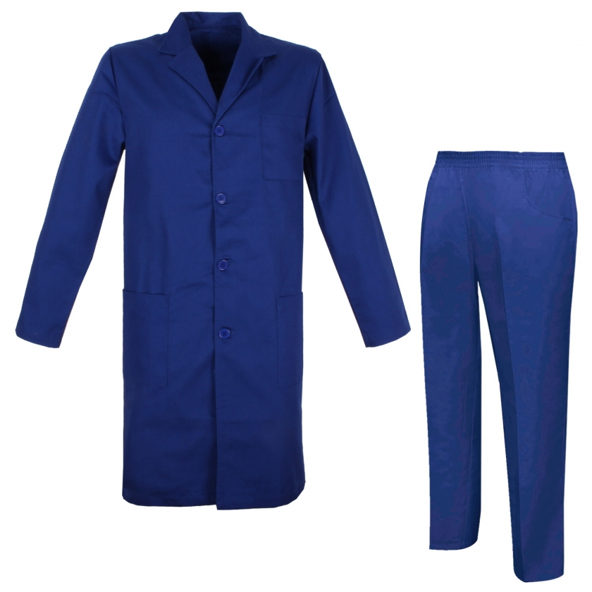 UNIFORMS Unisex Scrub Set – Medical Uniform with Scrub Top and Pants - Ref.8168 MISEMIYA Sanidad,Estética y Limpieza