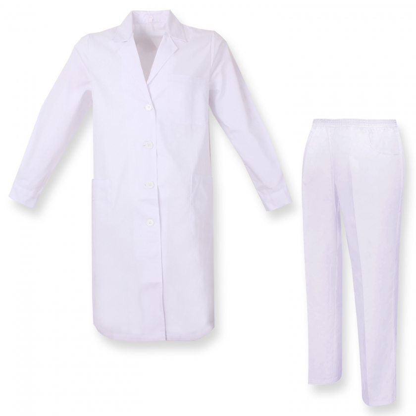 UNIFORMS Unisex Scrub Set – Medical Uniform with Scrub Top and Pants - Ref.81618 MISEMIYA Sanidad,Estética y Limpieza