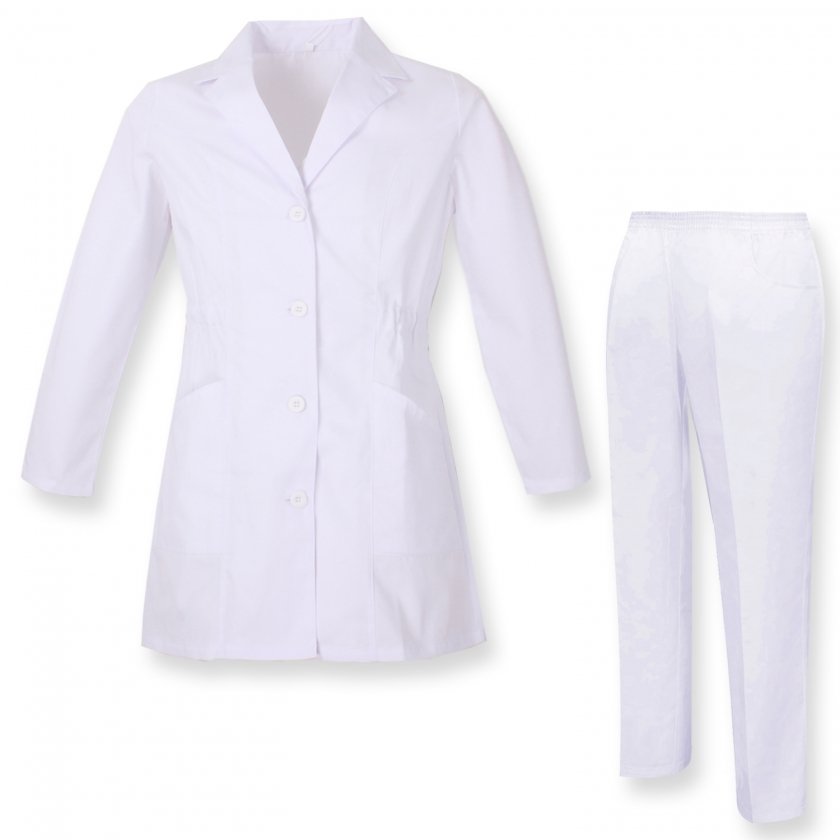UNIFORMS Unisex Scrub Set – Medical Uniform with Scrub Top and Pants - Ref.81638 MISEMIYA Sanidad,Estética y Limpieza