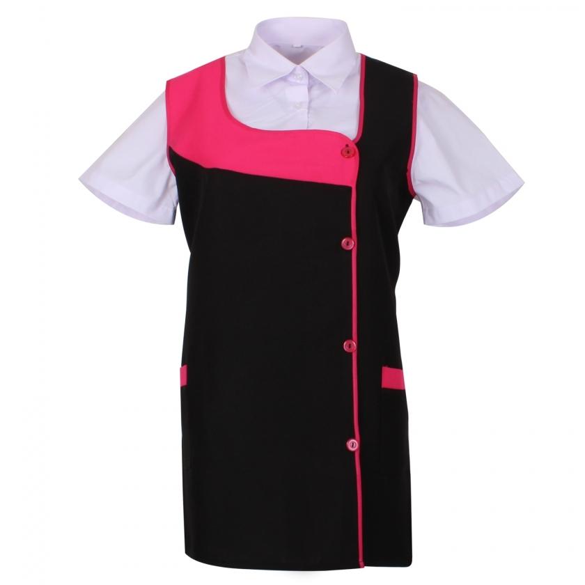 APRON CLEANING WORK Medical Uniforms Scrub Top - Ref.631 MISEMIYA Ropa Uniformes