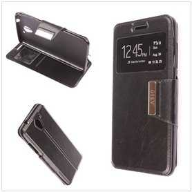 Case Cover for ZTE Blade A510 - VIEW Book Support