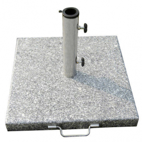 Base Sombrilla Granito 20 kg. / 400x400 mm. PAPILLON 08091085 Bases Sombrillas 64,04 €