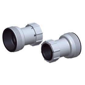 Adaptador Tubo Piscina 38mm - Set 2 Piezas Bestway 08320460 Mangueras para piscinas 17,62€