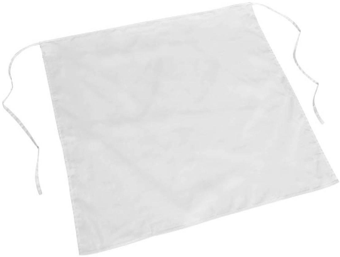 LONG FRENCH APRON 90mm x 90mm Ref-863