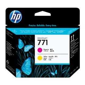 Cabezal de impresión DesignJet 771 magenta/amarillo HP Cabezas De Impresora