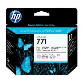 Cabezal de impresión DesignJet 771 negro fotográfico/gris claro HP Cabezas De Impresora