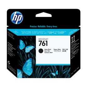 Cabezal de impresión DesignJet 761 negro mate/negro mate HP Cabezas De Impresora